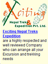 Exciting Nepal Treks and Expedition Pvt. Ltd